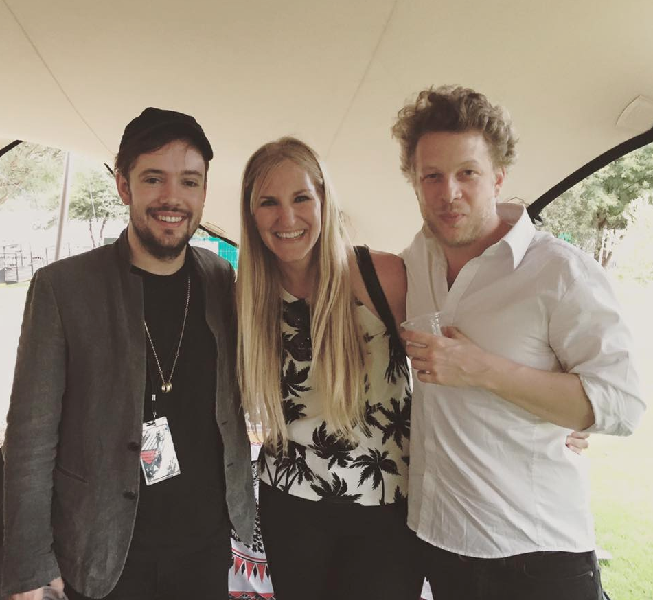 Mumford and Sons South Africa 2016